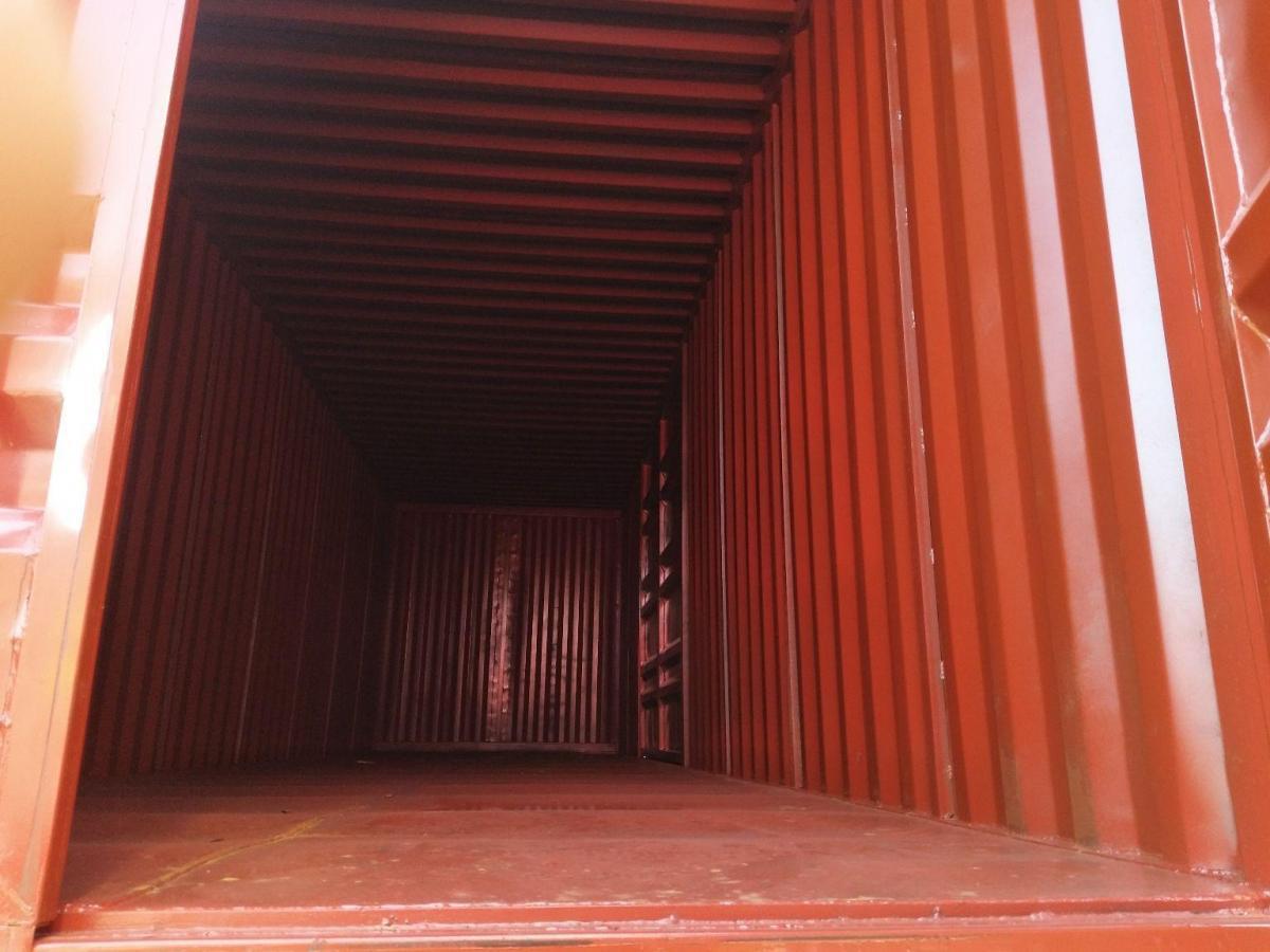 东风天龙前四后四厢式货车,国四排放图片