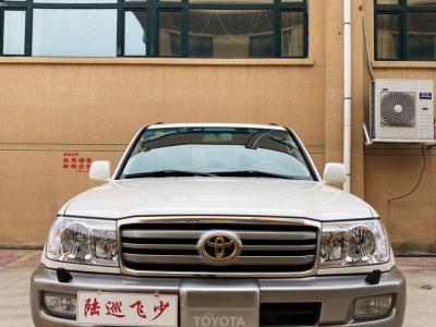 豐田 蘭德酷路澤  2007款 4.7L 自動VX-R圖片