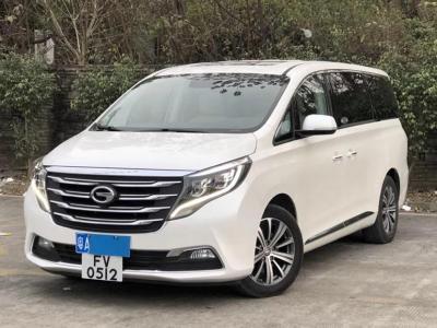 广汽传祺 GM8  2018款 320T 尊贵版图片