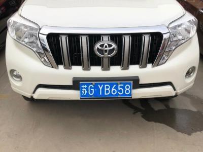 2014年6月 丰田 普拉多(进口) 2.7L 自动标准版图片