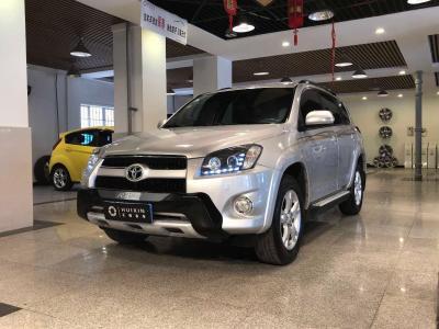 豐田 RAV4榮放  2012款 炫裝版 2.4L 自動四驅豪華
