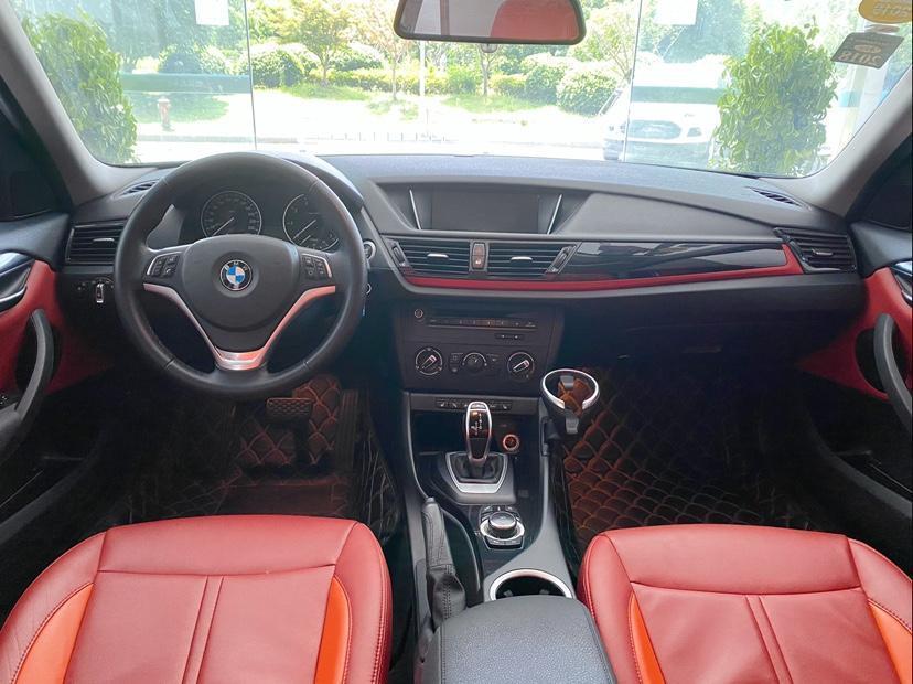 宝马 宝马X1  2015款 sDrive18i 时尚晋级版图片