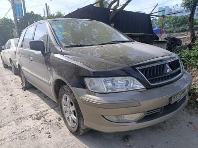 三菱 菱绅  2006款 2.4L 自动经典型GLXi
