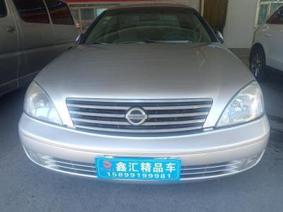 日產 陽光  2005款 2.0LS-NAVI