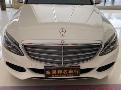 奔驰 奔驰C级  2018款 C 200 L 4MATIC图片