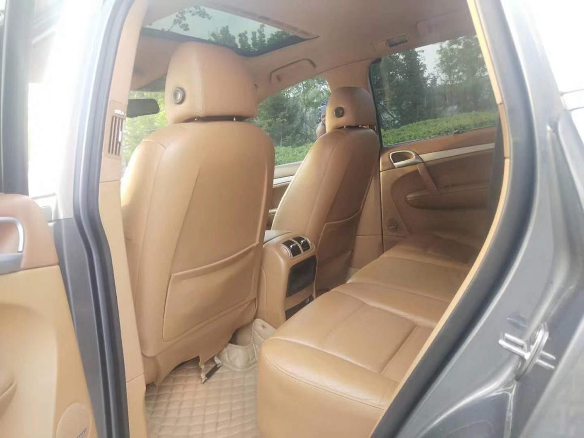 保时捷 Cayenne  2006款 Cayenne S 4.5L AT图片