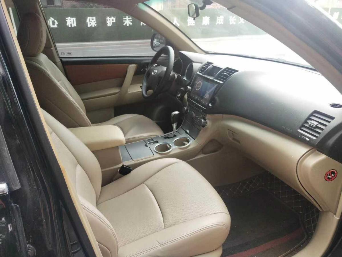 丰田 汉兰达  2009款 2.7L 两驱5座精英版图片