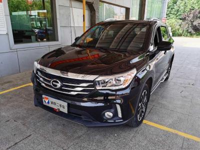 2016年5月 广汽传祺 GS4 200T 手动精英版图片