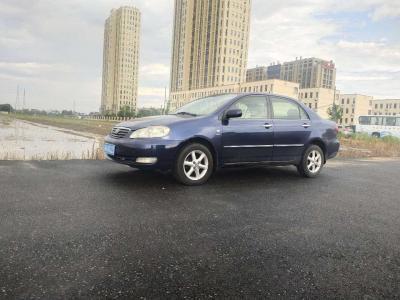 豐田 花冠  2004款 1.8L 自動GLX-i NAVI