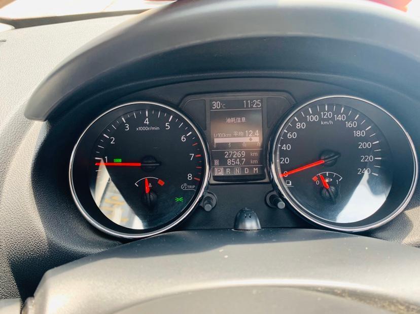 日产 逍客  2012款 2.0XV 雷 CVT 2WD图片