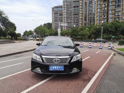 丰田 凯美瑞  2013款 2.5G 舒适版