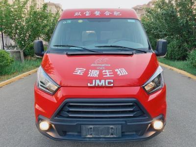 江铃 特顺  2017款 2.8T商运型短轴低顶6/7/8座JX493图片