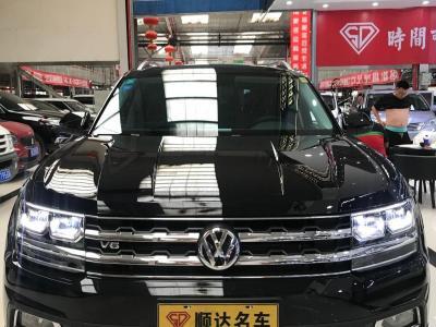 2019年6月 大众 途昂 530 V6 四驱豪华版 国VI图片