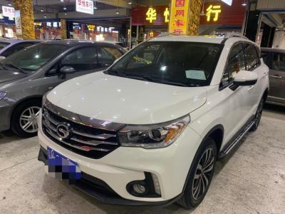 2016年6月 广汽传祺 GS4 235T G-DCT豪华版图片
