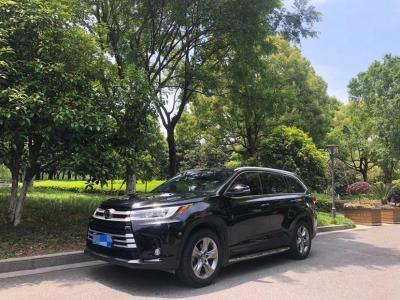 2019年2月 丰田 汉兰达 2.0T 四驱豪华版 7座图片