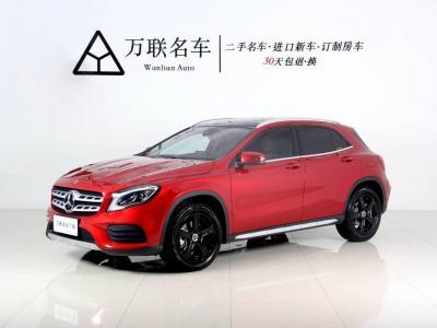 2019年7月 奔驰 奔驰GLA GLA 200 时尚型图片
