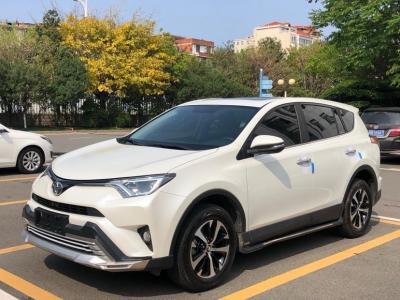 丰田 RAV4荣放  2016款 2.0L CVT两驱风尚版图片
