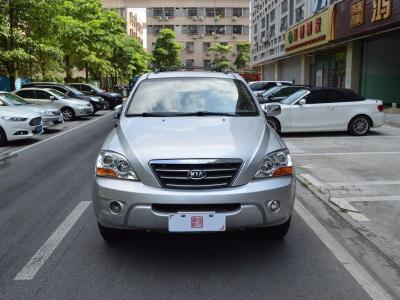 起亞 索蘭托  2006款 3.8L 汽油舒適版