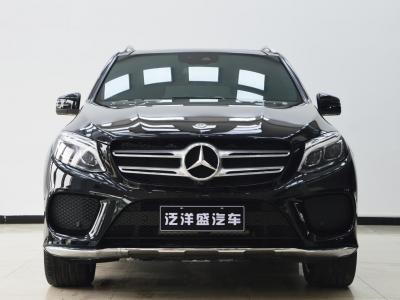 奔馳 奔馳GLE  2018款 GLE 400 4MATIC 臻藏版