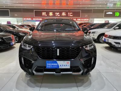 WEY VV5  2019款 升级款 2.0T 两驱超豪型