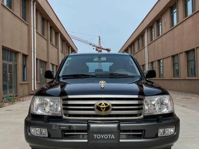 豐田 蘭德酷路澤  2005款 4.7L 自動VX-R圖片