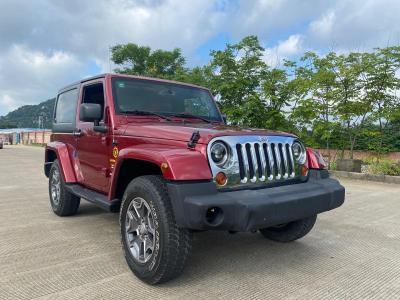 Jeep 牧馬人  2014款 3.6L 龍騰典藏版圖片