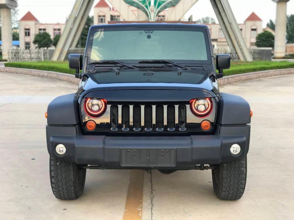 2009年9月 Jeep 牧马人(进口) 3.8L Rubicon 两门版图片
