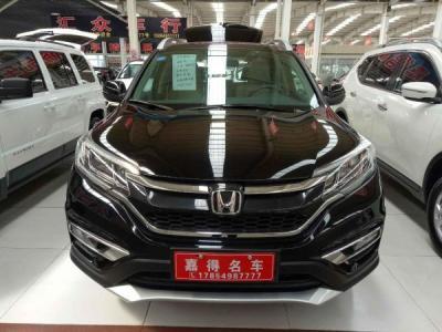 本田 CR-V 2.0 EXi 两驱风尚版
