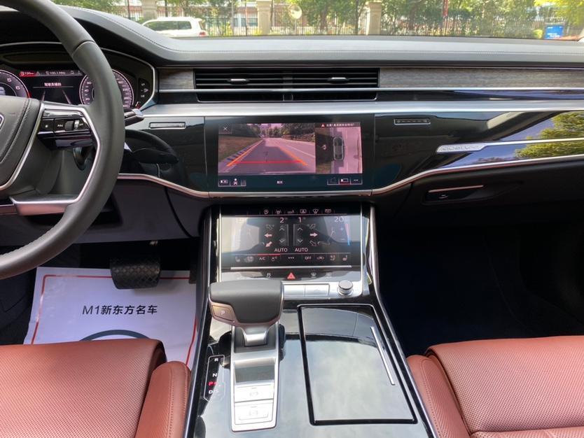 奥迪 奥迪A8  2018款 A8L 55 TFSI quattro尊贵型图片