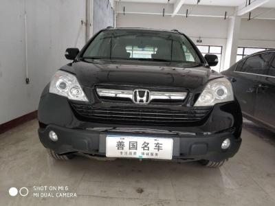 2010年6月 本田 CR-V 2.4L 自动四驱尊贵版图片