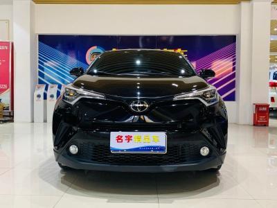 2019年3月 丰田 C-HR 2.0L 豪华版 国VI图片