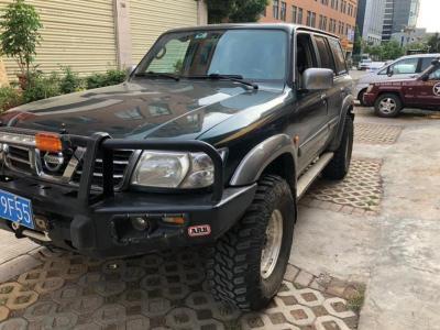 日产 途乐  2004款 4800 GRX