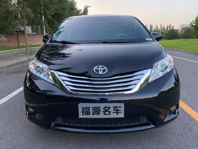 丰田 塞纳  2011款 2.7L 两驱自动型图片