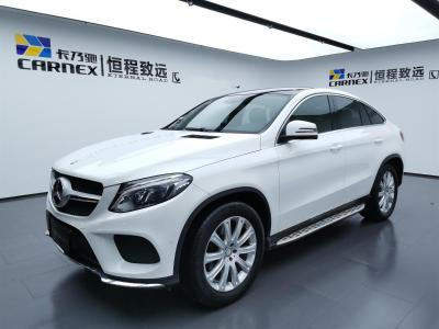 2017年2月 奔馳 奔馳GLE  GLE 320 4MATIC 轎跑SUV圖片