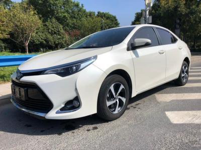 2018年4月 丰田 雷凌 1.2T V CVT豪华版图片