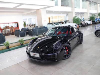 保時捷 911  2017款 Carrera 4 GTS 3.0T圖片