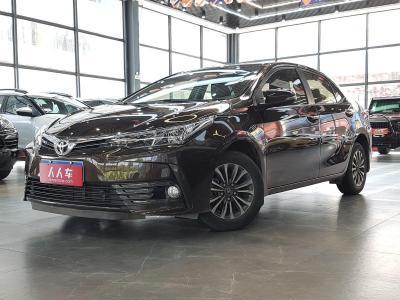 2018年4月 丰田 卡罗拉 改款 1.2T S-CVT GL图片
