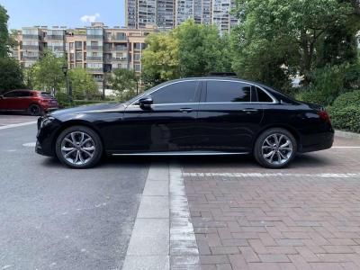 奔馳 奔馳E級  2019款 改款 E 300 L 豪華型圖片