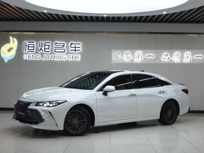 2019年4月 丰田 亚洲龙 双擎 2.5L XLE尊贵版 国V图片