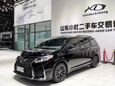 2019年5月 丰田 塞纳(进口) 18款 3.5L 四驱Limited7 座(加版)图片