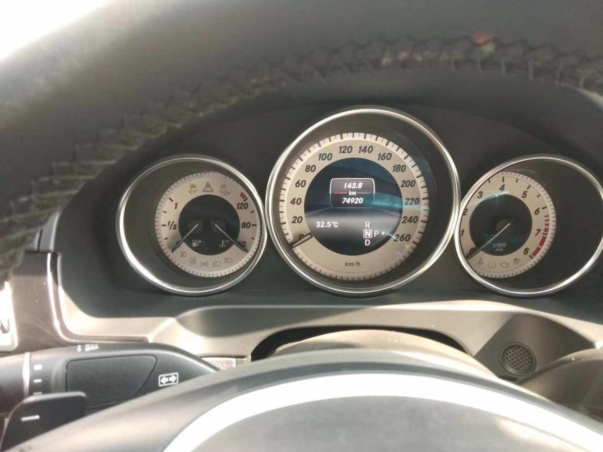 奔驰 奔驰E级  2015款 改款 E 260 L 豪华型图片