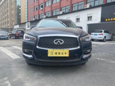 2018年6月 英菲尼迪 QX60(进口) 2.5T Hybrid 四驱全能版 国VI图片