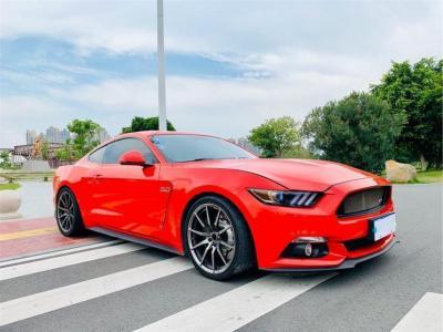 2018年8月 福特 Mustang(进口) 2.3T 50周年纪念版图片