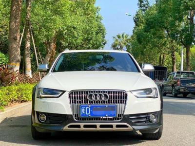 2012年11月 奥迪 奥迪A4(进口) 40 TFSI allroad quattro 豪华型图片