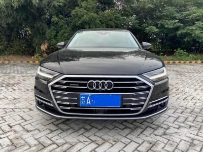 2019年6月 奥迪 奥迪A8(进口) Plus A8L 55 TFSI quattro 尊贵型图片