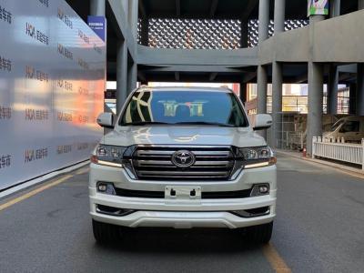 2017年9月 丰田 兰德酷路泽(进口) 4.6L V8 中东限量版图片