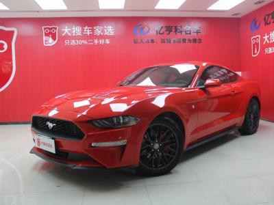 2019年7月 福特 Mustang(进口) 2.3L EcoBoost图片