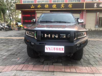 黄海 N3  2019款 2.5T手动四驱至尊版国VI JE4D25Q6A图片