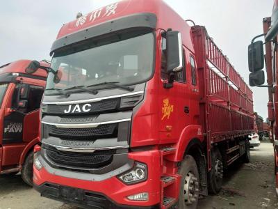 2019年8月 载货车,江淮格尔发前四后四9.6米,19年8月上户,270马力,国五排放图片