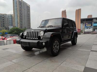 牧马人(进口)图片 Jeep 3.0L Sahara 四门舒享版Mopar限量典藏版